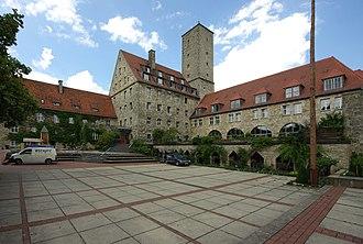 Feuerstein Castle - Feuerstein Castle in 2011