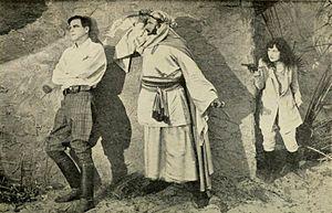 Burning Sands (1922 film) - Film still