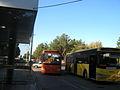 Buss and Bus stop - Khayyam - Nishapur 6.JPG