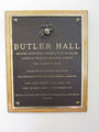 Butler Hall (Marine Corps Base Quantico) plaque 02.jpg