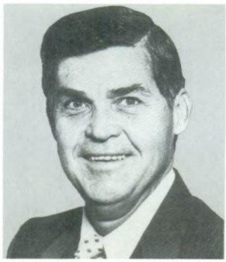 """Donald """"Buz"""" Lukens - Image: Buz Lukens 101st Congress 1989"""