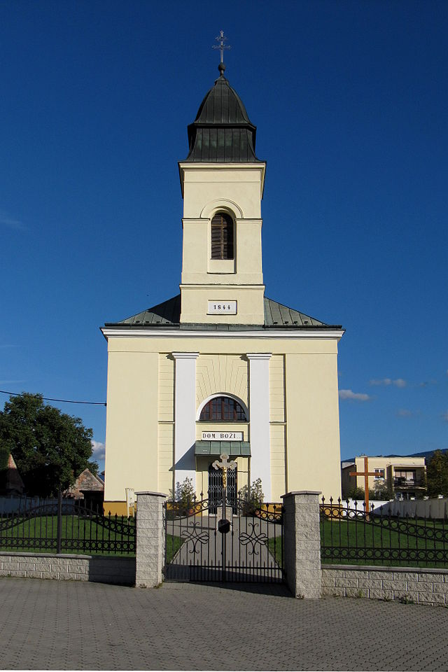 Church in Žilina