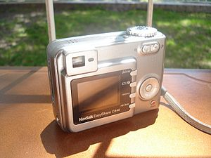 Kodak EasyShare C340 - Image: C34001