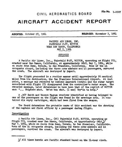 challenger accident investigation board report pdf