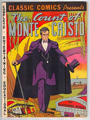 CC No 03 Count of Monte Cristo