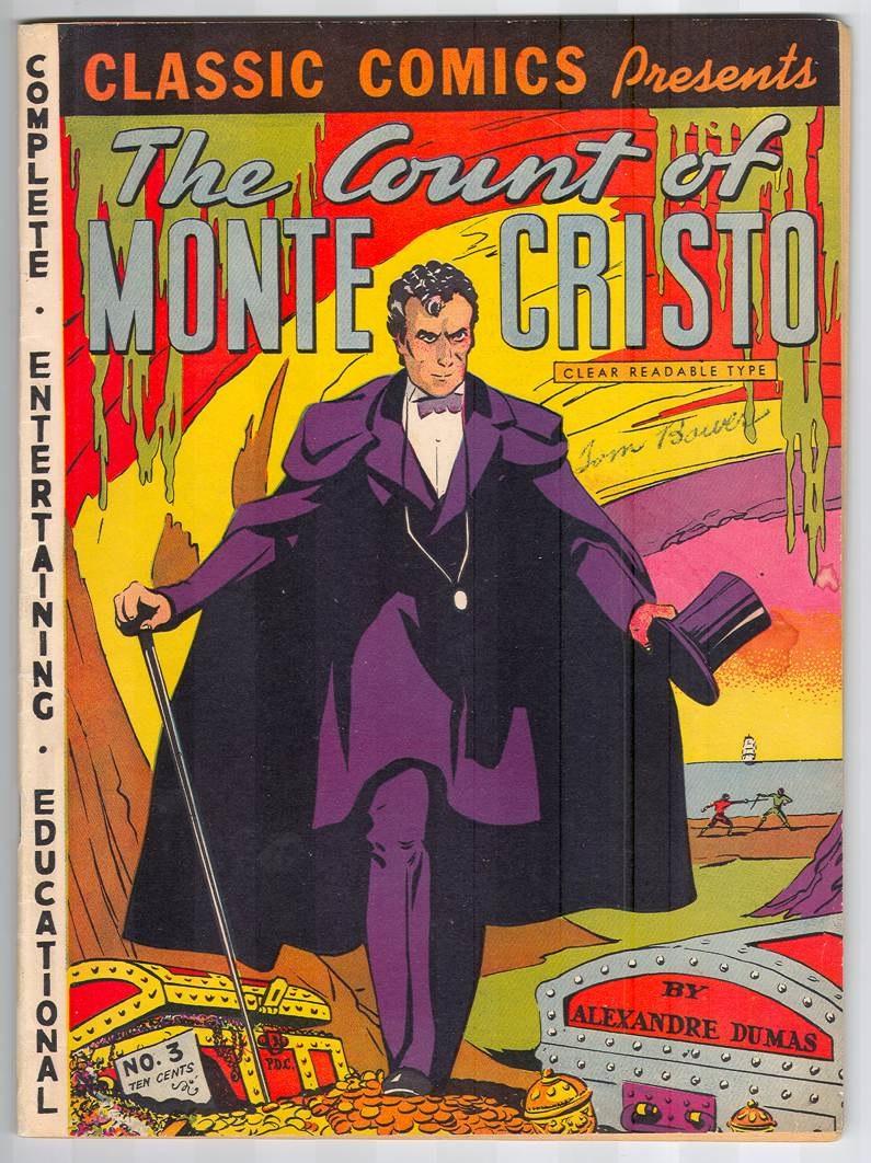 CC No 03 Count of Monte Cristo