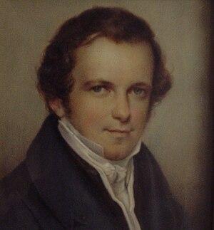 Eduard Knoblauch - Eduard Knoblauch, c.1820