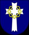 COA archbishop HU Csaszka Gyorgy.png