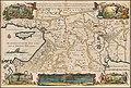 Ca. 1690 Dutch, biblical map of the Middle East.jpg