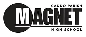 Caddo Magnet High School logo.JPG