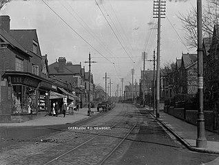Caerleon Road, Newport