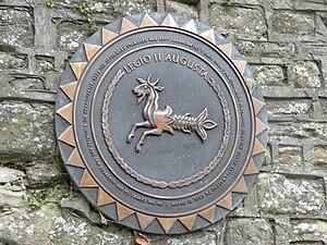 Legio II Augusta - One of the emblems used was the Capricornus