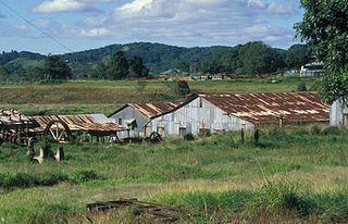 Cairns Plywood Pty Ltd Sawmill Complex