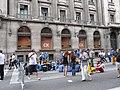 Caixa Catalunya - Correfoc infantil i preparatius del correfoc gran P1160669.JPG