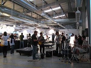 Cal Poly Pomona College of Environmental Design - IDC (Interim Design Center)