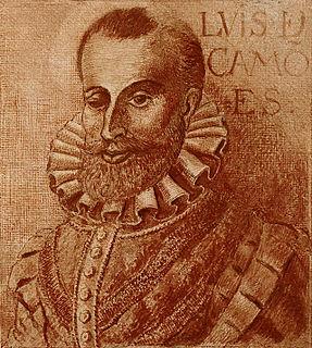 Luís de Camões Portuguese poet