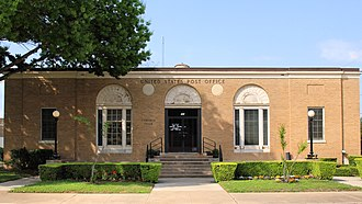 Cameron, Texas - Cameron Post Office
