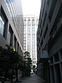 Camp St NOLA CBD Sept 2009 Commercial Place to Masonic.JPG