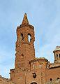 Campanar de l'església de sant Martí de Tours de Belchite.JPG