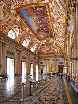 Royal palace of caserta wikipedia for Interno 7 cassino