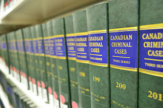 Case law - Criminal cases