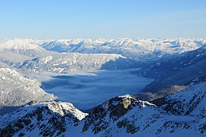Pacific Coast Ranges - Canadian Coast Range, Whistler, British Columbia