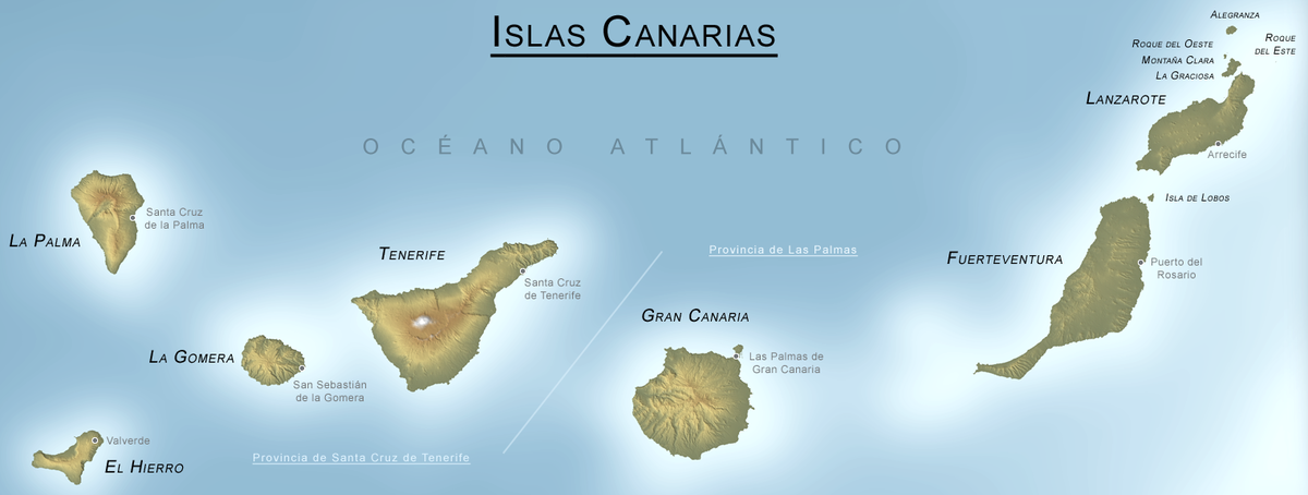 Province of Canary Islands Wikipedia