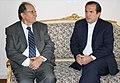 Canciller de la República, Ricardo Patiño se reúne con Magistrado José Vicente Troya (5055013004).jpg