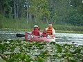 Canoe Tour, Belmont Bay (5999489100) (2).jpg