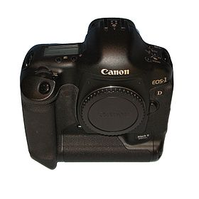 Image illustrative de l'article Canon EOS-1D Mark II
