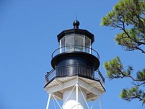 Cape San Blas Light - Image: Cape San Blas Light 2