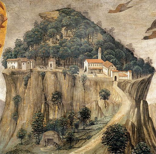 Cappella sassetti, Stigmata of Saint Francis 02
