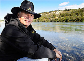 Teslin Tlingit Council - Carl Sidney - CEO of the Teslin Tlingit Council (2012-)