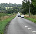 Carlton Road towards Market Bosworth - geograph.org.uk - 924934.jpg