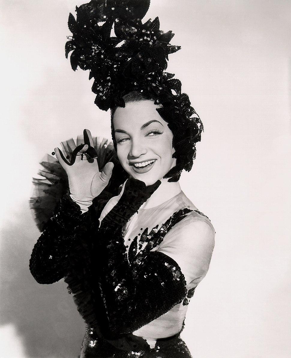 Carmen Miranda (1944)