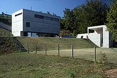 Casa Bernasconi, Carona (1989-1990)