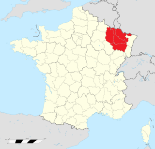 Place in Grand Est, France