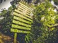 Cartel de Entrada El Zaino - Parque Nacional Natural Tayrona - 2.jpg