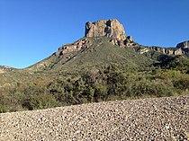 Casa Grande from Basin Campground.JPG