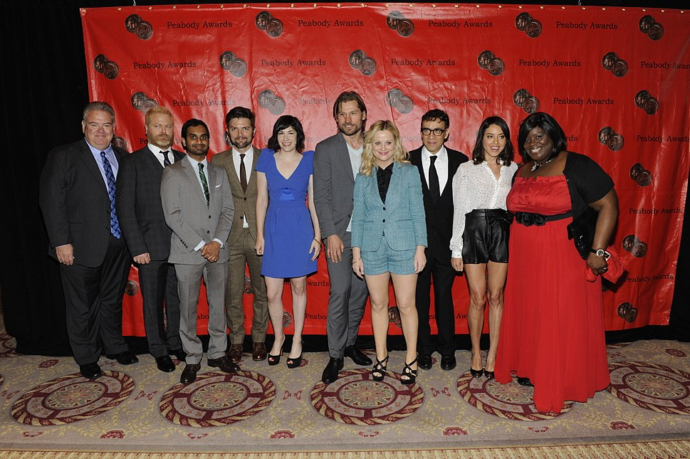 Cast from Parks and Recreation, Portlandia and Game of Thrones at the 71st Annual Peabody Awards