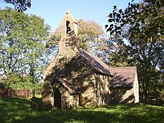 Castelldwyran Church, Clynderwen - geograph.org.uk - 579647.jpg