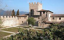 Castello di calenzano wikipedia for Interno 3 calenzano