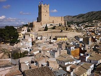 Atalaya Castle (Spain) - Image: Castillo de la Atalaya 02