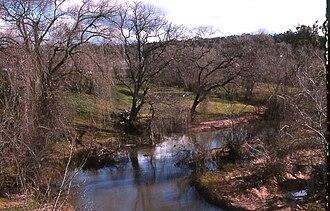 Coonabarabran - Castlereagh River