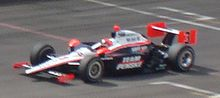 Hélio Castroneves finit 9e