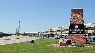 Dove Valley, Colorado - Centennial Airport