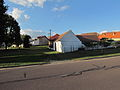 Center part of Zvěrkovice, Třebíč District.JPG
