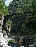 Bridge over the Melezza near Calezzo