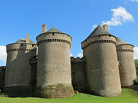 image illustrative de l'article Château de Lassay