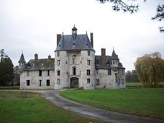 Pont-Saint-Pierre Commune in Normandy, France